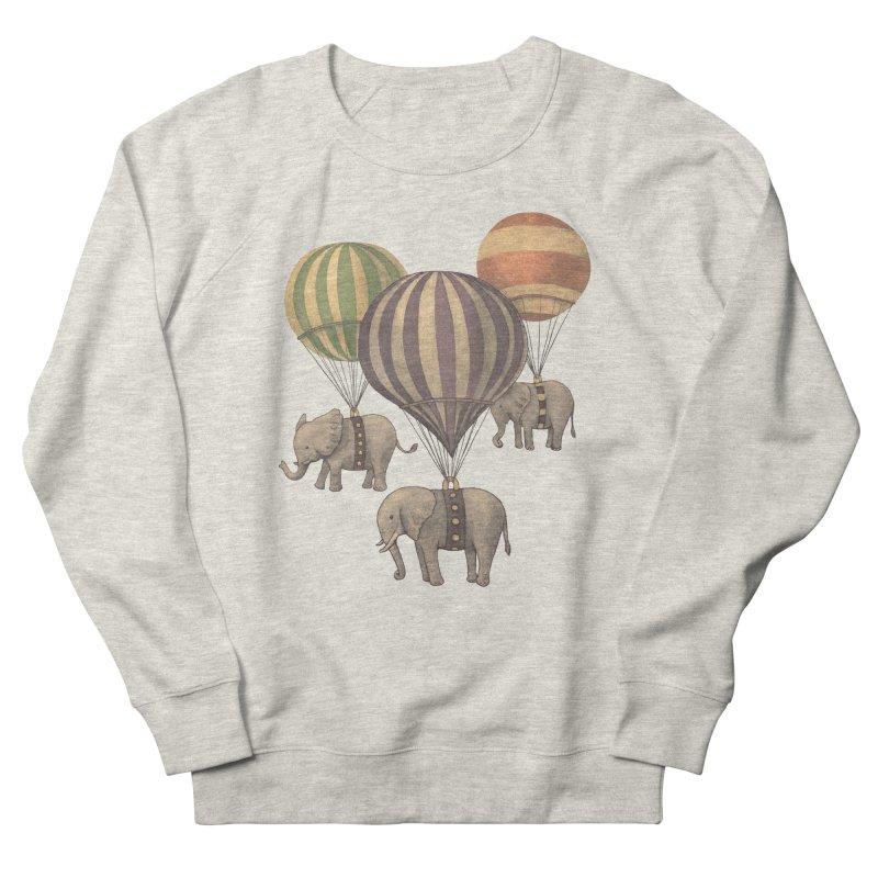 Flight of the Elephant Women's Sweatshirt by terryfan