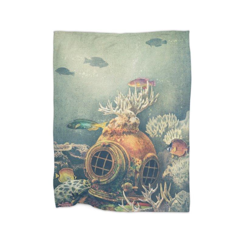 Sea Change Home Blanket by terryfan