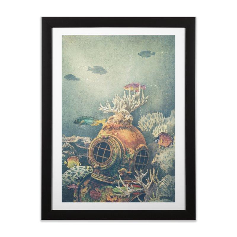 Sea Change Home Framed Fine Art Print by terryfan