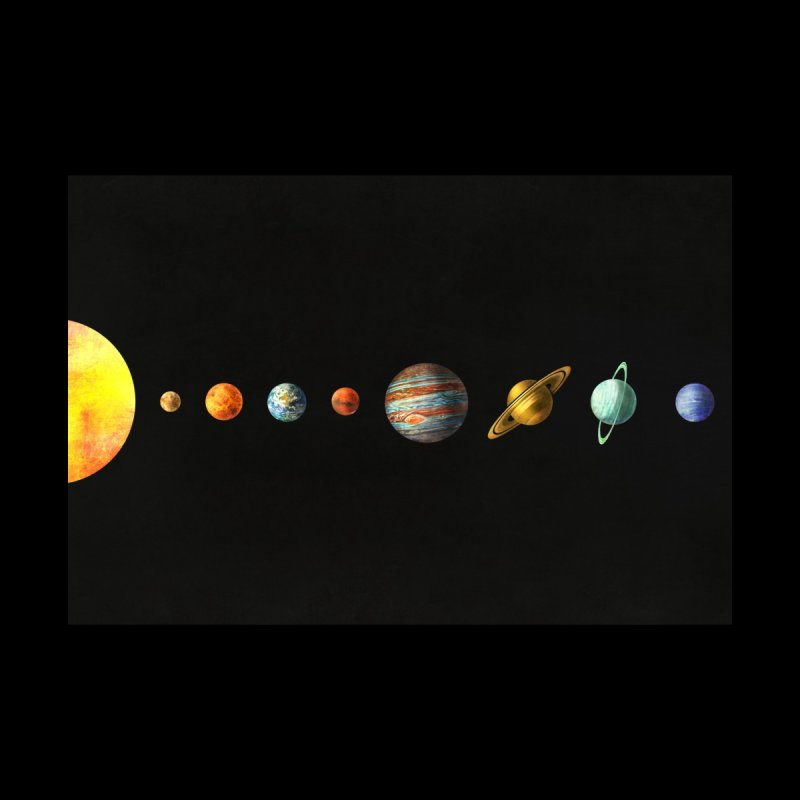 Solar System None  by terryfan