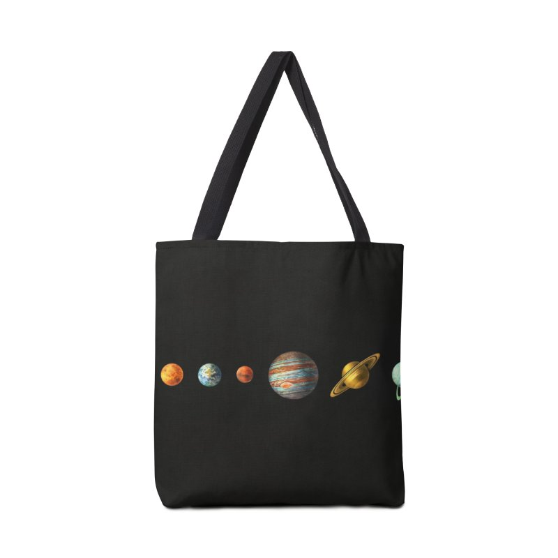 Solar System Accessories Bag by terryfan