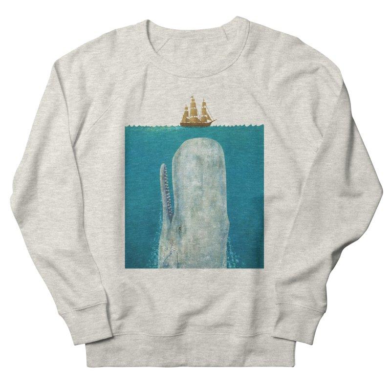 The Whale Women's Sweatshirt by terryfan