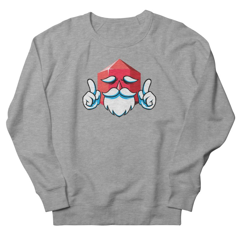 Game Master Men's French Terry Sweatshirt by Shop TerryMakesStuff