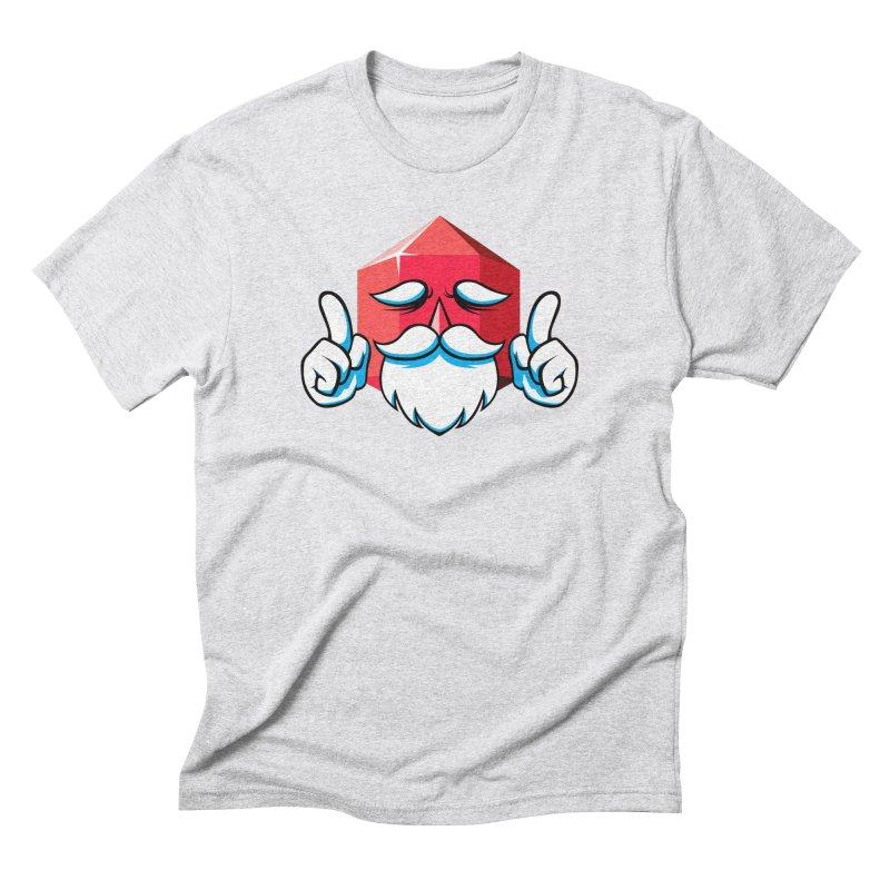 Game Master Men's Triblend T-shirt by Shop TerryMakesStuff