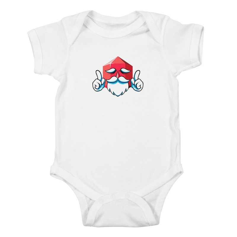 Game Master Kids Baby Bodysuit by Shop TerryMakesStuff