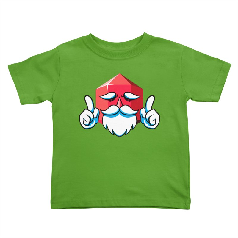 Game Master Kids Toddler T-Shirt by Shop TerryMakesStuff