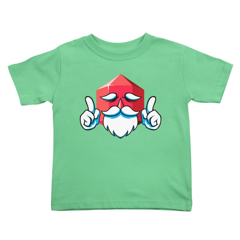 Game Master Kids Toddler T-Shirt by Shop TerryMakesStuff