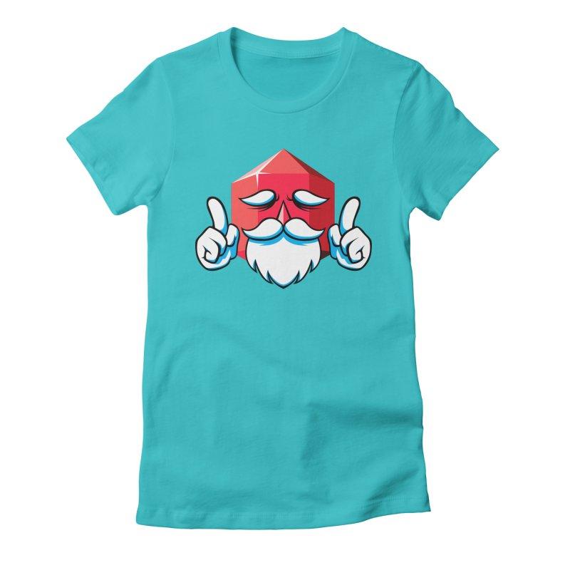 Game Master Women's T-Shirt by Shop TerryMakesStuff