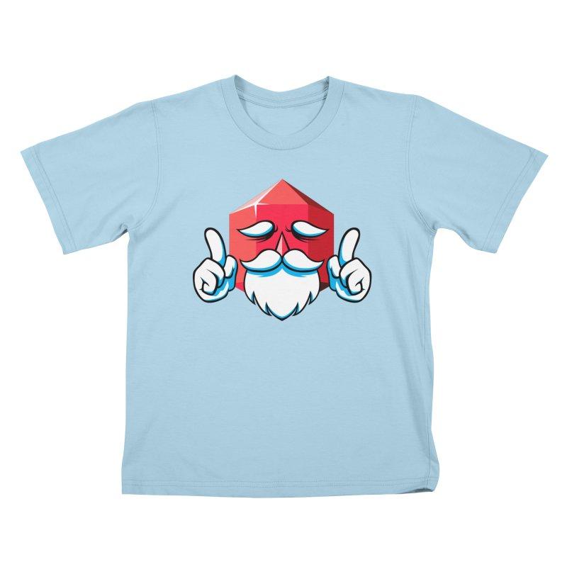 Game Master Kids T-Shirt by Shop TerryMakesStuff