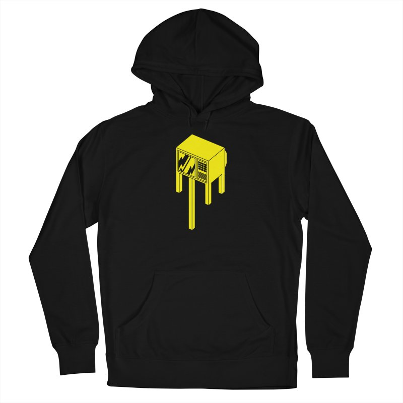 Idiot Box Women's Pullover Hoody by Shop TerryMakesStuff