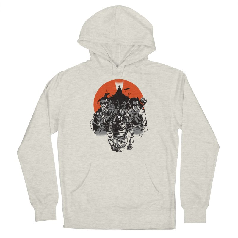 Shogun Men's Pullover Hoody by Shop TerryMakesStuff