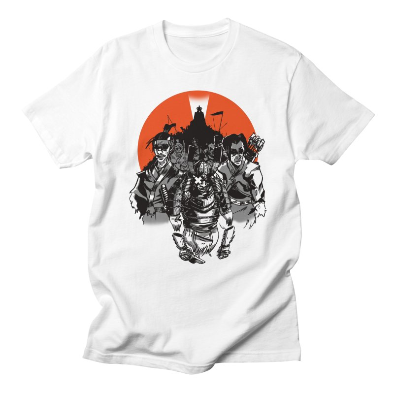Shogun Men's T-Shirt by Shop TerryMakesStuff