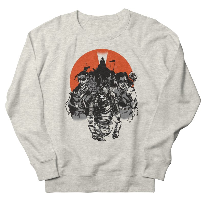 Shogun Men's French Terry Sweatshirt by Shop TerryMakesStuff