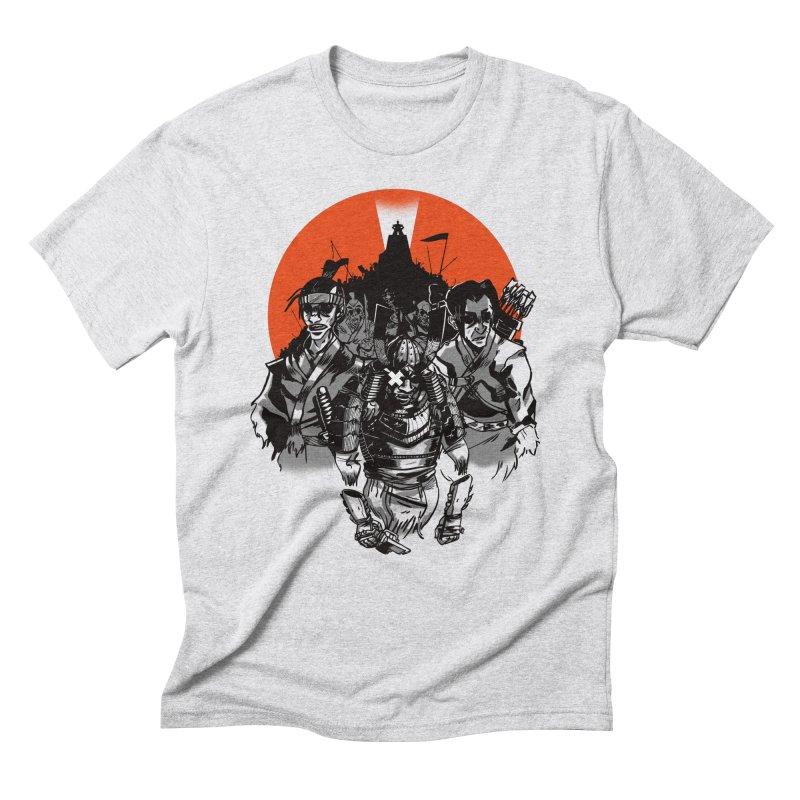 Shogun Men's Triblend T-shirt by Shop TerryMakesStuff