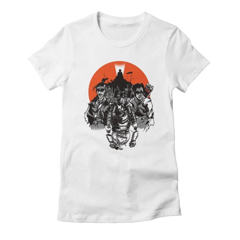 Shogun Women's T-Shirt by Shop TerryMakesStuff