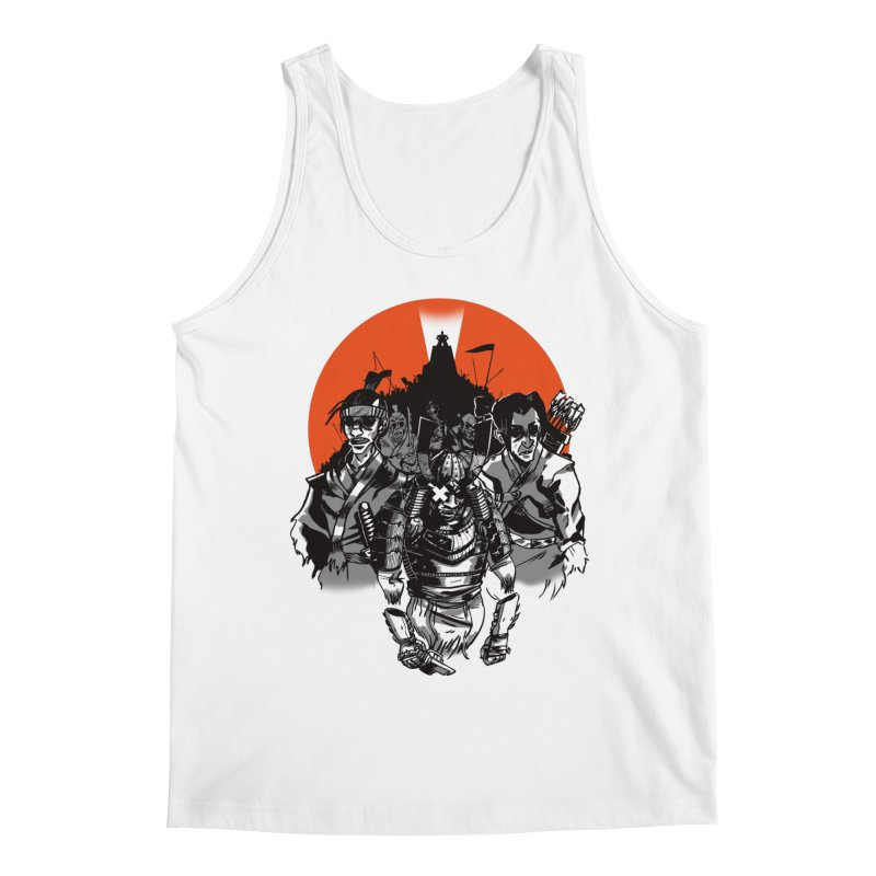 Shogun Men's Tank by Shop TerryMakesStuff