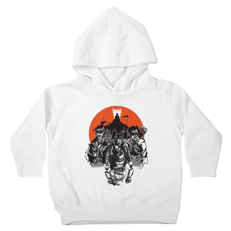 Shogun Kids Toddler Pullover Hoody by Shop TerryMakesStuff