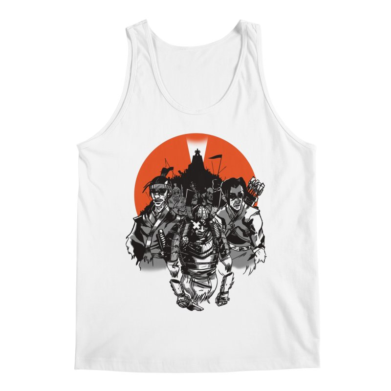 Shogun Men's Regular Tank by Shop TerryMakesStuff