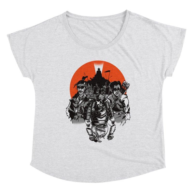 Shogun Women's Scoop Neck by Shop TerryMakesStuff