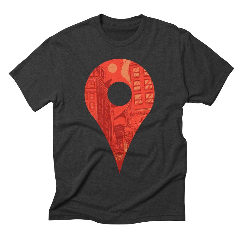 Destination Men's T-Shirt by Shop TerryMakesStuff