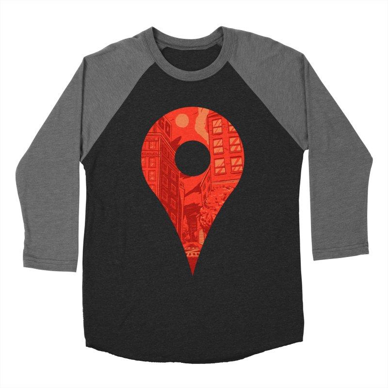 Destination Women's Longsleeve T-Shirt by Shop TerryMakesStuff