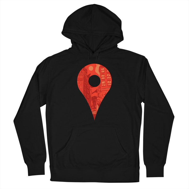Destination Women's Pullover Hoody by Shop TerryMakesStuff