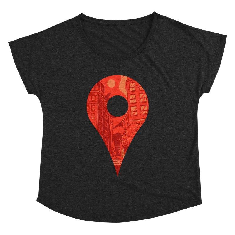 Destination Women's Dolman by Shop TerryMakesStuff