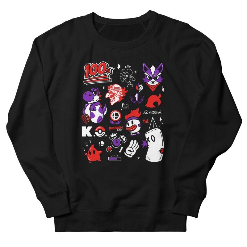 Smash-Up Men's Sweatshirt by Shop TerryMakesStuff