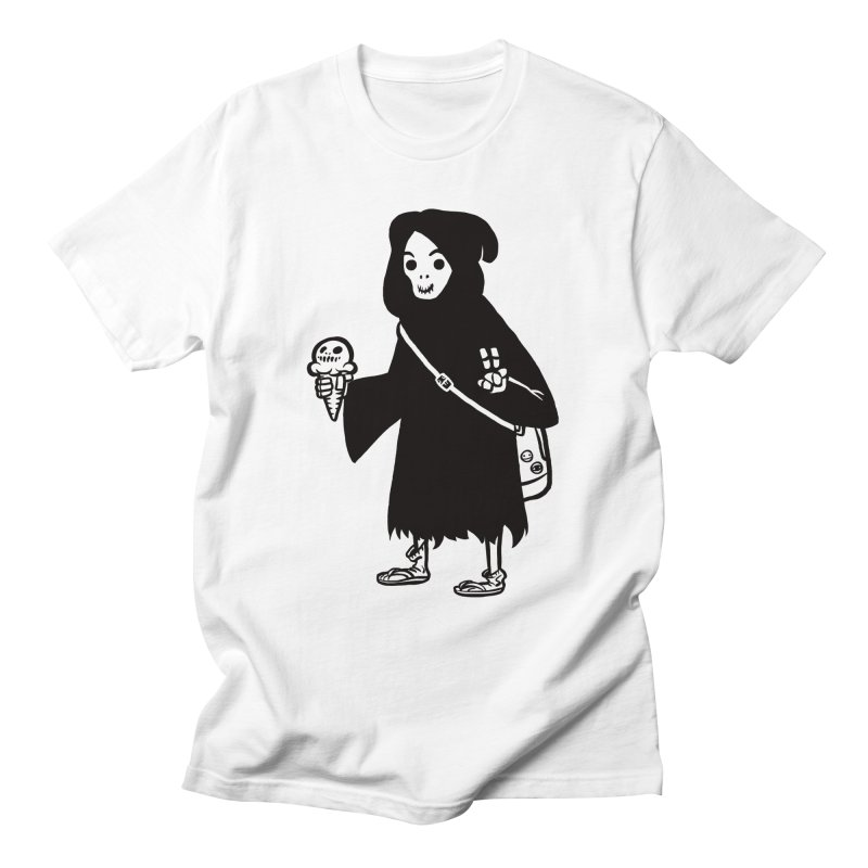 Chill Reaper Men's T-Shirt by Shop TerryMakesStuff