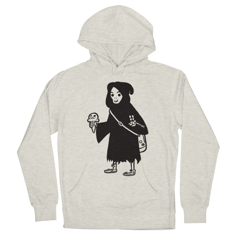 Chill Reaper Women's Pullover Hoody by Shop TerryMakesStuff