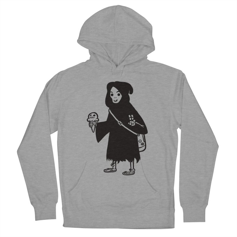 Chill Reaper Men's Pullover Hoody by Shop TerryMakesStuff