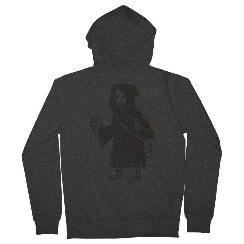 Chill Reaper Women's Zip-Up Hoody by Shop TerryMakesStuff