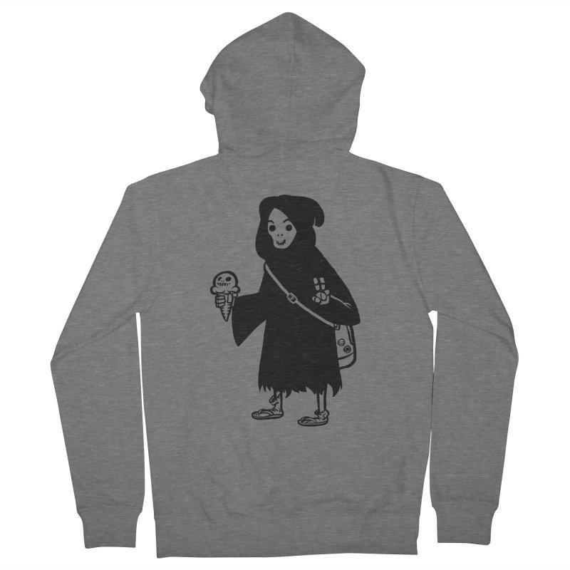 Chill Reaper Women's Zip-Up Hoody by Shop TerryMakesStuff