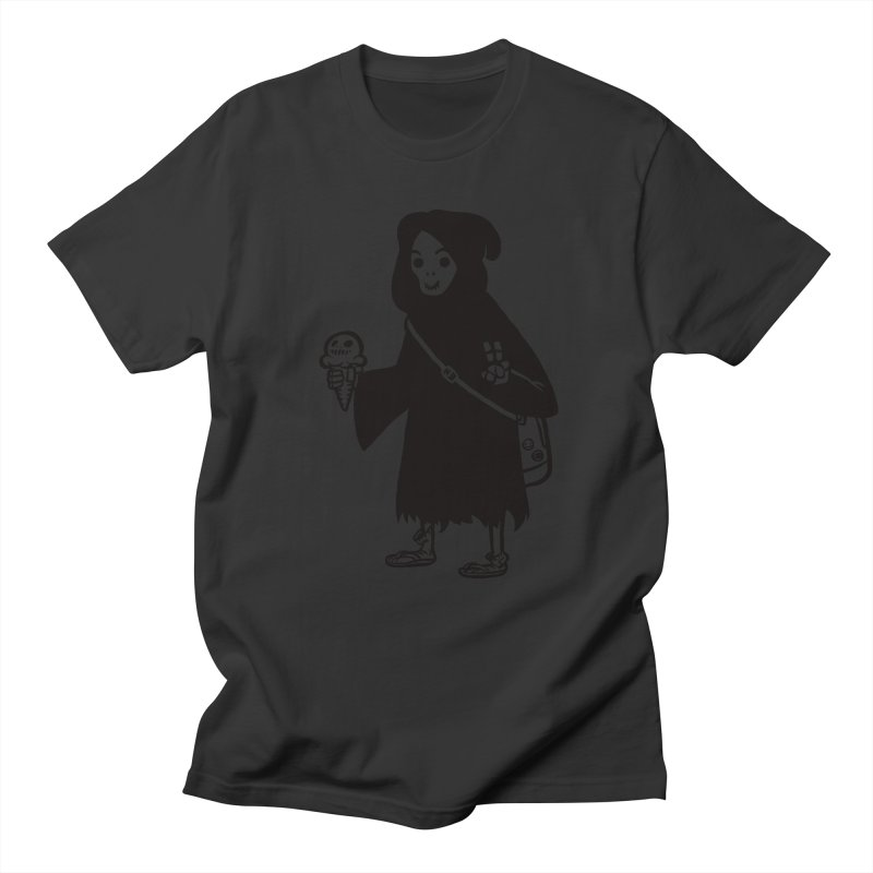 Chill Reaper Men's T-Shirt by Shop TerryMakesStuff