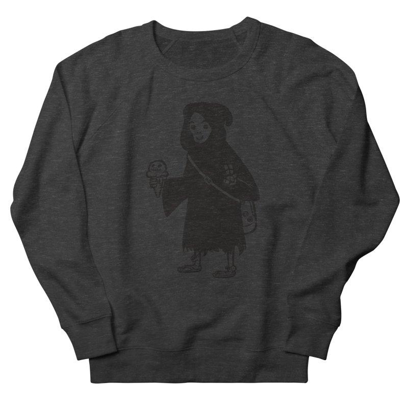 Chill Reaper Women's Sweatshirt by Shop TerryMakesStuff