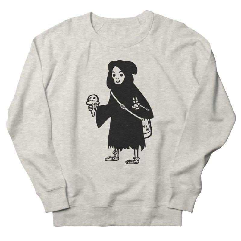 Chill Reaper Men's Sweatshirt by Shop TerryMakesStuff