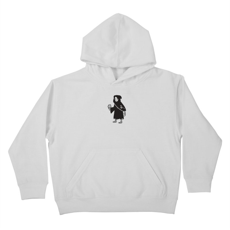 Chill Reaper Kids Pullover Hoody by Shop TerryMakesStuff
