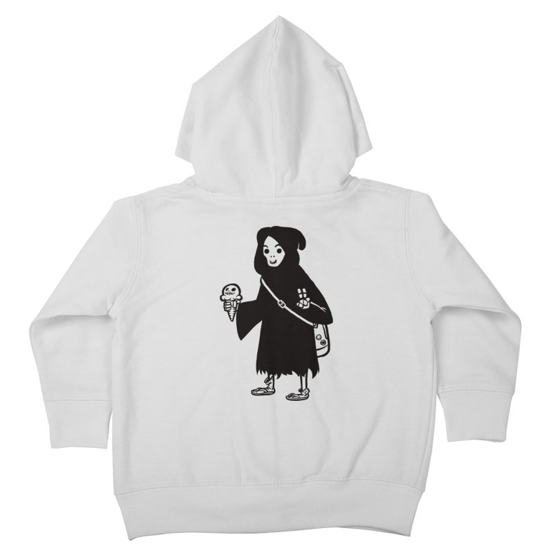 Chill Reaper Kids Toddler Zip-Up Hoody by Shop TerryMakesStuff
