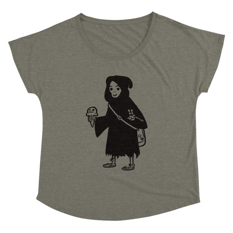 Chill Reaper Women's Dolman by Shop TerryMakesStuff