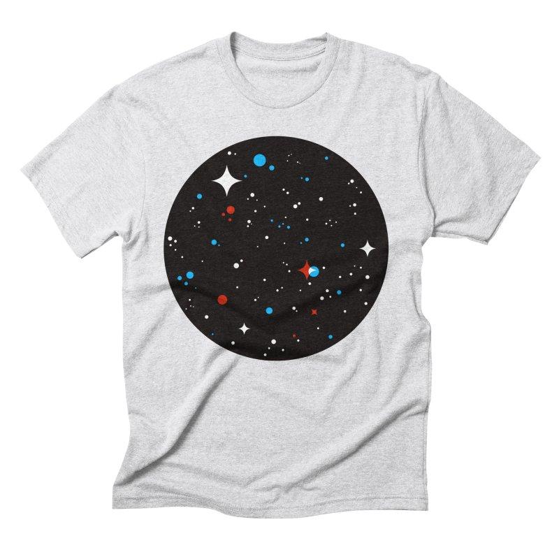 UNIVERSE Men's T-Shirt by Shop TerryMakesStuff