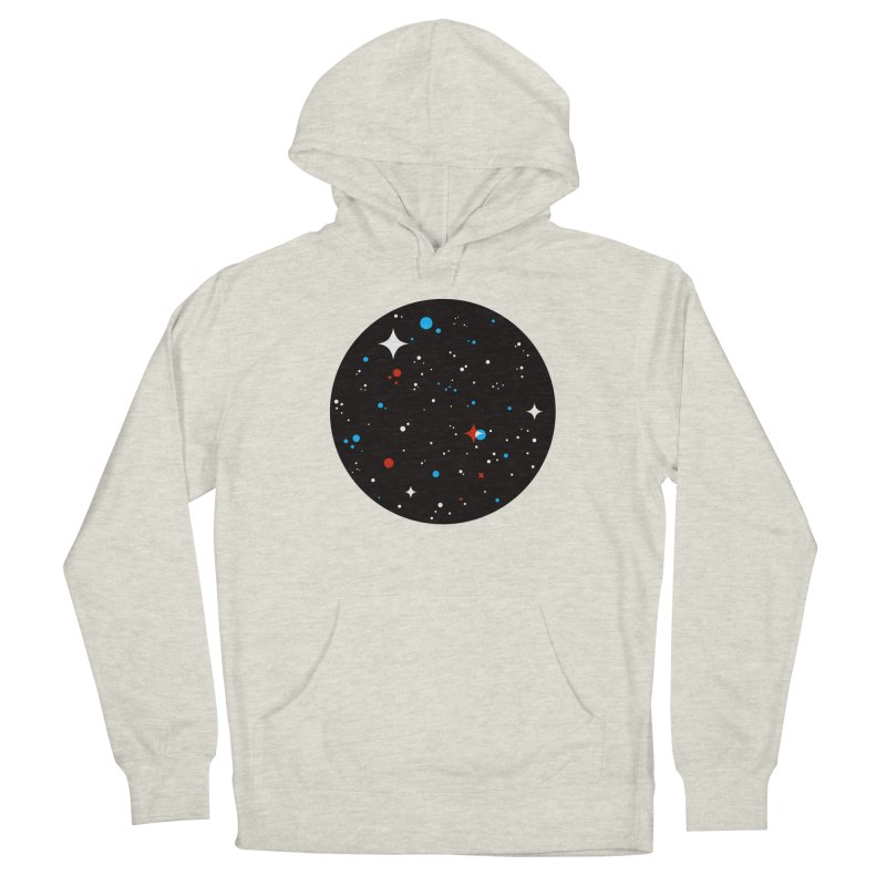 UNIVERSE Women's Pullover Hoody by Shop TerryMakesStuff