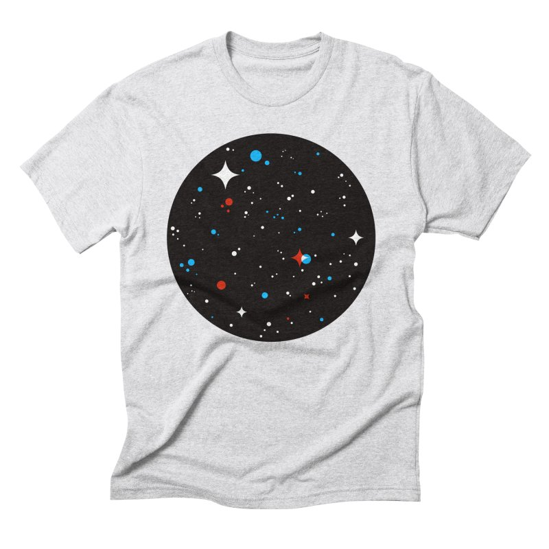 UNIVERSE Men's Triblend T-Shirt by Shop TerryMakesStuff