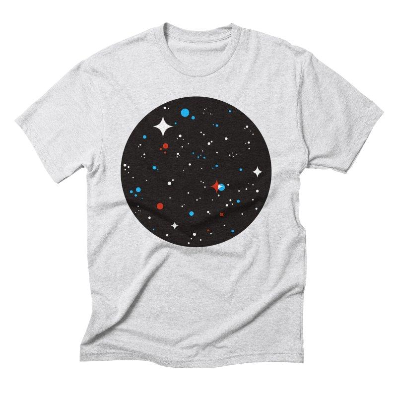 UNIVERSE Men's Triblend T-shirt by Shop TerryMakesStuff
