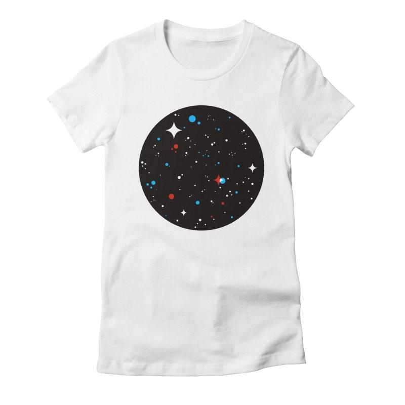 UNIVERSE Women's T-Shirt by Shop TerryMakesStuff