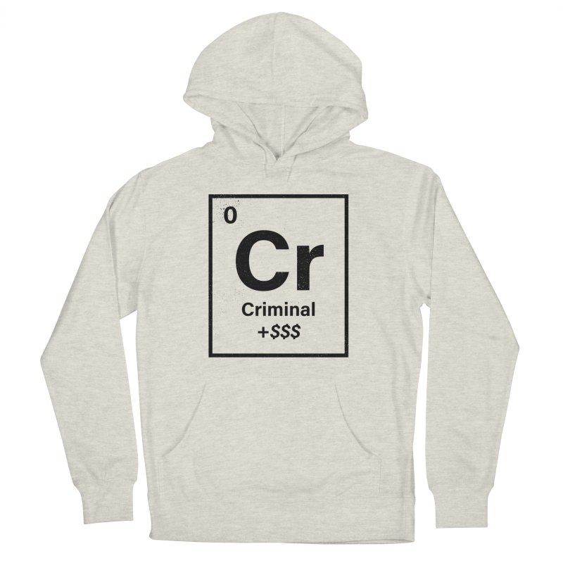 The Criminal Element Men's Pullover Hoody by Shop TerryMakesStuff