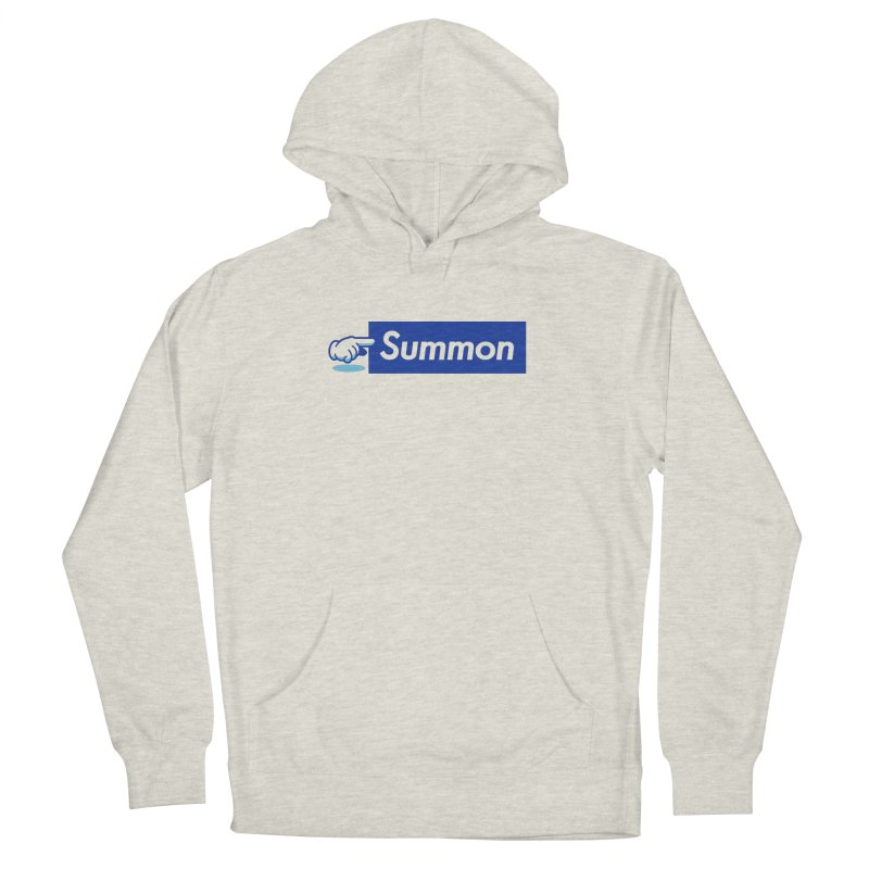 Summon Men's French Terry Pullover Hoody by Shop TerryMakesStuff