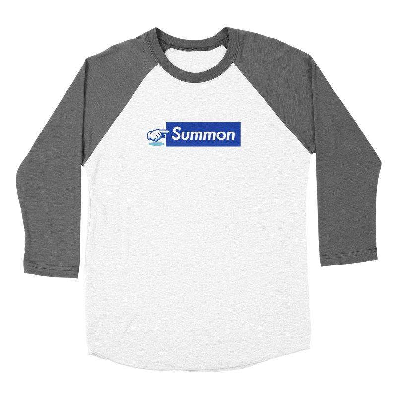 Summon Women's Longsleeve T-Shirt by Shop TerryMakesStuff