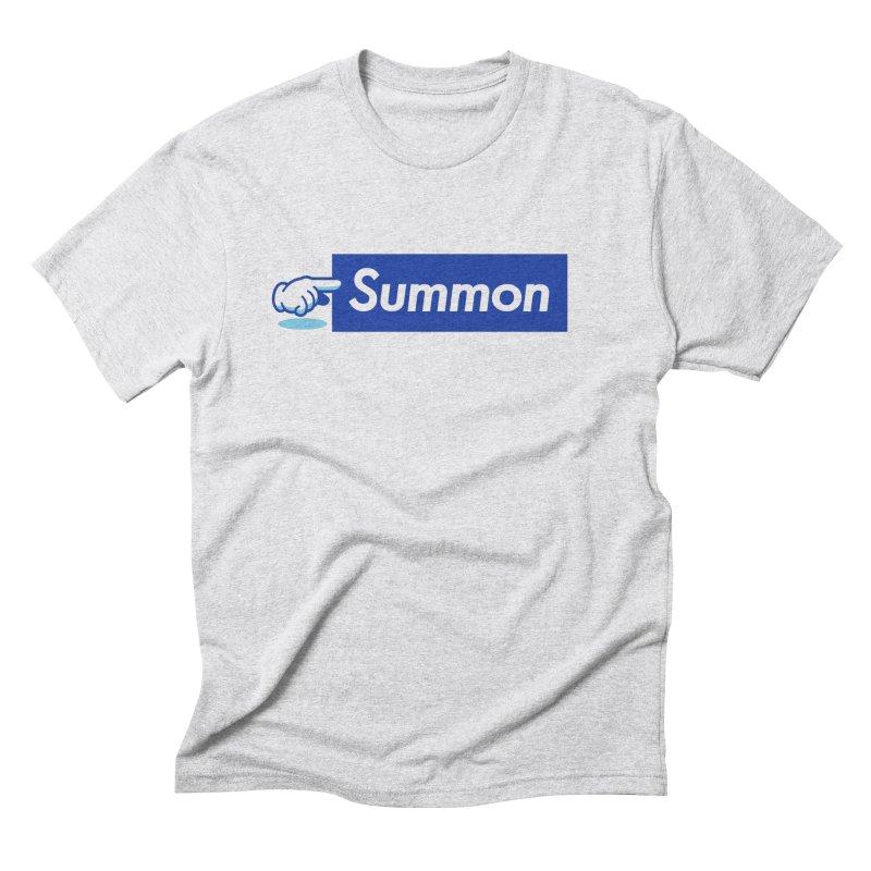 Summon Men's Triblend T-shirt by Shop TerryMakesStuff
