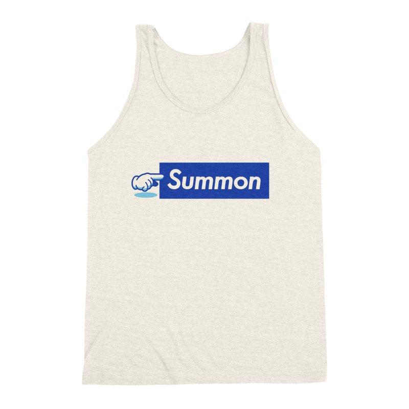 Summon Men's Triblend Tank by Shop TerryMakesStuff