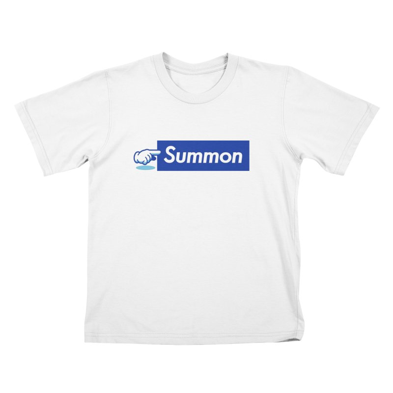 Summon Kids T-Shirt by Shop TerryMakesStuff